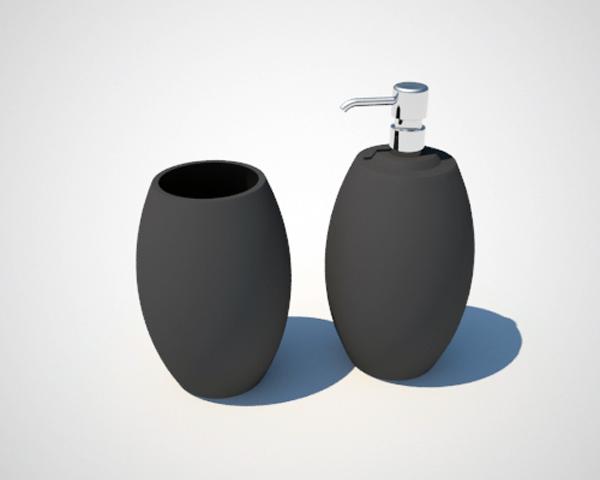 Accessori bagno dorati bagno e accessori gizmo d part - Tiger accessori bagno ...